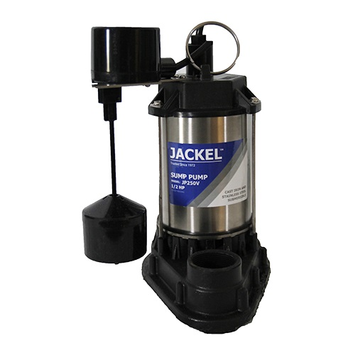 Jackel Sump Pump