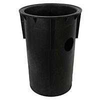 Basin Sewage Heavy Duty Pump Sump Basin Everbilt SF30BA 18x30 in